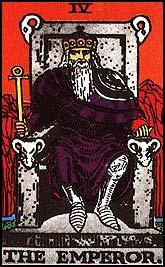 Tarot - The Emperor