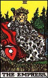 Tarot - The Empress