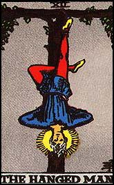 Tarot - The Hanged Man