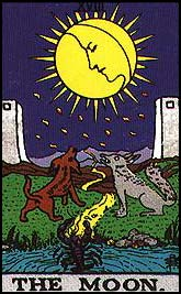 Tarot - The Moon