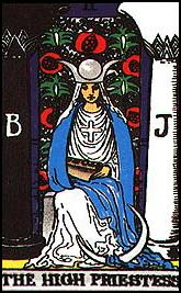Tarot - The High Priestess