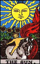 Tarot - The Sun